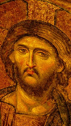 wonderful Jesus mosaic - 2481 by Catherine Mortensen on Flickr