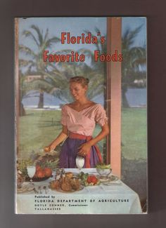Vintage 1961 Florida's Favorite Foods Ag Bulletin #46 BONUS 1968 Sunkist Citrus in Books, Cookbooks | eBay