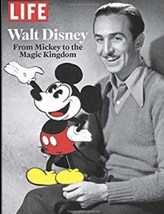 LIFE Classic Walt Disney Softcover Book - 96 Pages - Struggles & Successes Scary Halloween Pumpkins, Mickey Mouse Cartoon, A Cartoon, Beloved Movie, Walter Elias Disney, Borrow Money, Life Magazine, Issue Magazine, Success And Failure
