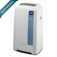 Climatiseur Mono bloc mobile DELONGHI PAC WE109ECO (PAC WE 111)
