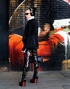 Daphne Guinness - Style Icon
