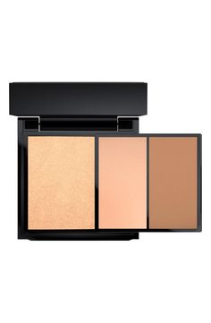 This palette by MAC contains everything needed for contouring on-the-go.
