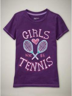 tennis tee