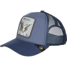 Goorin Brothers Animal Farm Trucker Hat - Woods Collection Smarty Pants