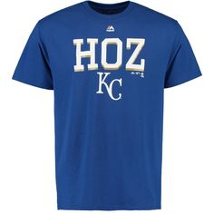 Kansas City Royals Eric Hosmer In For The Win T-Shirt by Majestic