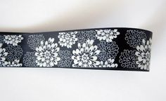 Wide Adjustable Headband Black and White by superchicboutique, $5.00