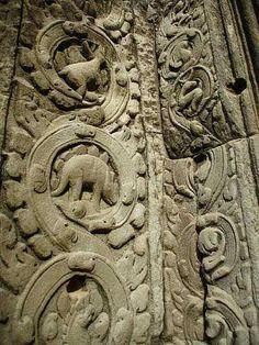 angkor wat dinosaur | ... encerrada en los vestigios megalíticos de Ankor Wat de Camboya