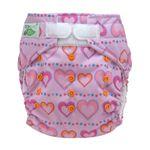 Elite One Size Diaper Sweetheart Aplix