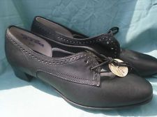 Nancy Cahill DUTY Vintage Nursing Shoes, Oil Soil Acid Resistant