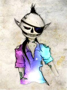 Cool art by Kiberly de Veza