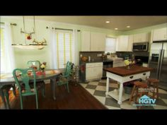 Property Brothers HGTV. LOVE this house renovation.