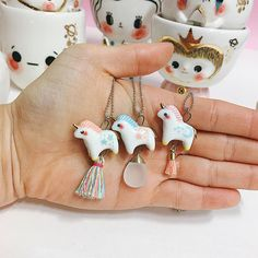 Dreamy Unicorn necklace