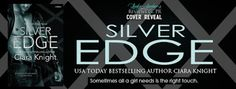 Teatime and Books: Cover Reveal ~ Silver Edge - A Straight Edge Novel...