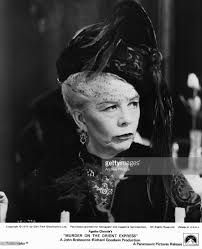 Wendy Hiller, versatile English actress, played the mysterious Princess Dragomiroff in Agatha Christie's 'Murder on the Orient Express' English Actresses, British Actresses, Actors & Actresses, Hollywood Actresses, Masterpiece Theater, Orient Express, Agatha Christie, New Movies, Classic Hollywood