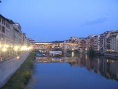 Ponte Vecchio, Firenza