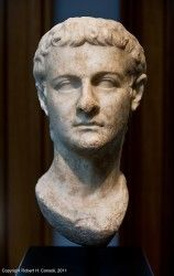 Caligula: Among the great emperors of the Roman Empire stand Augustus and Marcus Aurelius. At the other end of the spectrum is the Emperor Caligula who the historian Suetonius simply calls a monster. In his The Twelve Caesars he further added:  It is difficult to say whether weakness of understanding or corruption of morals were more conspicuous in the character of Caligula. He seems to have discovered from his earliest years an innate depravity of mind, which was...