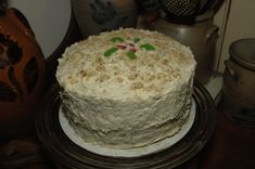 Coconut cakes, Best coconut cake recipe and Coconut on Pinterest