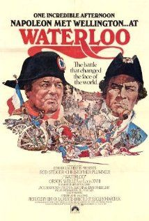 "Film, ""Waterloo."" (1970)  Director: Sergey Bondarchuk. Starring Rod Steiger, Christopher Plummer, Orson Welles."