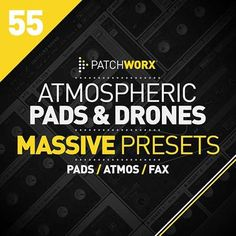 Atmospheric Pads & Drones TEAM MAGNETRiXX | 23 October 2014 | 172 MB WAV MiDi MASSiVE Atmospheric Pads & Drones For Massive' is a stunning collec