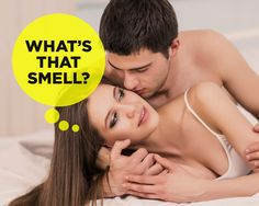 What's behind that after-sex smell?