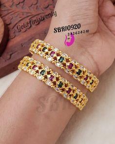 Bangle Bracelets, Bangles, Emerald Stone, Green Stone, Gold Jewelry, Jewellery, Fashion Jewelry, Diamond, Bridal Fashion