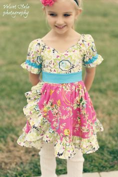 Victorian Romance Dress Pattern
