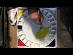 Watercolor classes Juan Pena #5, Great tips at the end for painting plein aire, set up!