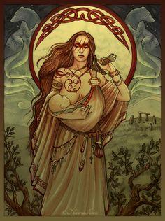 """""""Mother"""" www.natasailincic.com"""
