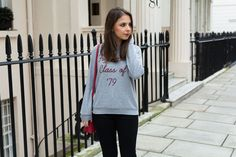 Brigitte Hayley: The Simple Outfit I Can't Stop Wearing