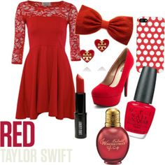 """RED Taylor Swift"""