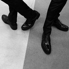 "dimetbyltryptamine: "" "" Filippo Mutani Milan Men's Fashion Week | Prada Fall/Winter 2015 "" """