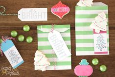 all is bright tags- free printable tags #christmas #printable