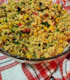 Couscous de Legumes Bimby MAFALDA SILVA