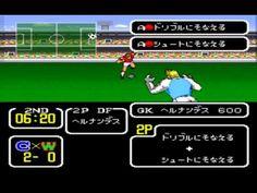 "Captain Tsubasa ""aka Majid"" (SEGA) | I actually played it in Japanese"