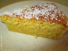 O diário da Inês: Comidas da mamã - Tentação de coco Vanilla Cake, Easy Meals, Desserts, Portugal, 1, Coconut Pudding, Butter, Yummy Recipes, Sweet Recipes