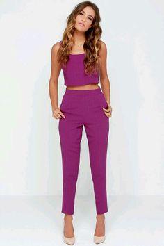 Conjunto de pantalón •
