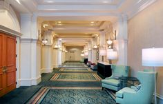 Hilton Naples Royal Palm Foyer