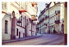 Užupis, Vilnius. Aut.- Laura Sto
