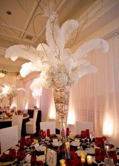 55 Eye-Catching Feather Wedding Ideas for 2016 | Wedding ...
