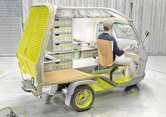 【ひとり旅用】キャンピングカー「Bufalino」 | DDN JAPAN