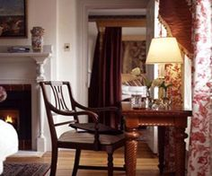Harry Chancey, Owner of Kingsbrae Arms, shares his St. Andrews by-the-Sea, Canada.
