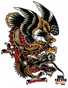 ¤¤ Eagle VS Dragon ¤¤