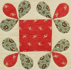 block in the Best of Morris Table Runner Kit Here's a kit made from my latest William Morris repro fabrics. Moda is off. Quilt Block Patterns, Pattern Blocks, Quilt Blocks, Red And White Quilts, Civil War Quilts, Antique Quilts, Barn Quilts, Quilt Sets, Square Quilt