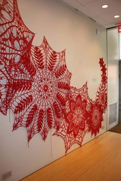 Keeping Up Appearances, at Lion Brand Yarn Studio, New York, NY