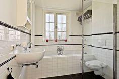 Verwonderlijk 121 Best Jaren 30 Badkamer images | Bathroom, Bathroom inspiration JJ-48