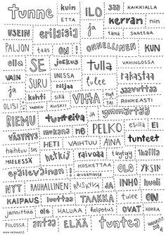 Finnish Language, Behavior Management, Occupational Therapy, Special Needs, Mathematics, Finland, Fun Facts, Psychology, Kindergarten