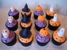 Halloween Cuppies