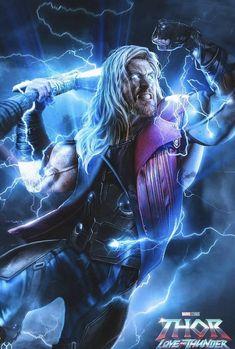 Chris Hemsworth Thor, Wallpaper Earth, Marvel Wallpaper, Christian Bale, Marvel Comic Universe, Marvel Cinematic Universe, Marvel Characters, Marvel Heroes, Heavy Metal