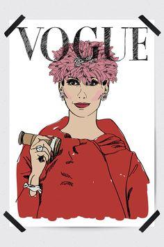 Vintage Art Prints Fashion Illustrations Vogue Covers 44 New Ideas Art Deco Tattoo, Flower Art Drawing, Art Ideas For Teens, Street Art Banksy, Teen Art, Pop Art Girl, Disney Concept Art, Easy Art Projects, Sharpie Art