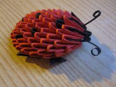 ladybug… | Album | Fausta Actis Dana | 3D Origami Art